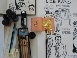 Gunnar_Krantz_The_Rake_gold