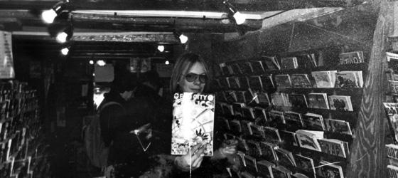 Seriebutiken Fantask i Köpenhamn 1979