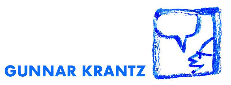 GUNNAR KRANTZ header image